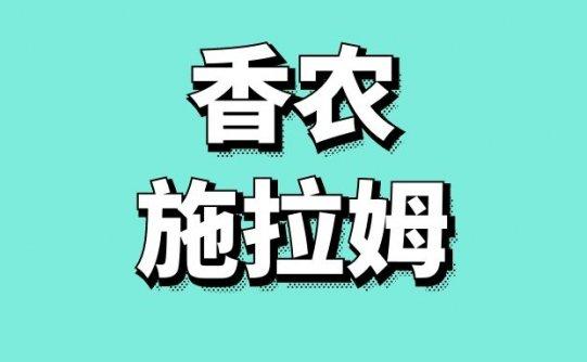 香农-施拉姆模式
